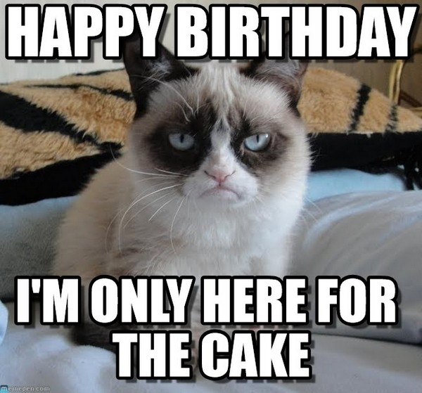 Happy Birthday Meme For Friends With Funny Poems | HubPages