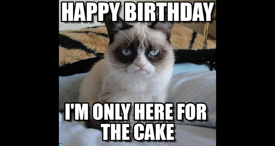 A Quick Note on Birthdays